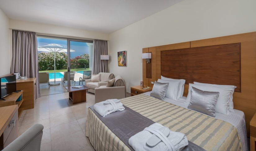 Hotels in Rhodes with private pools