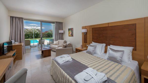 luxury accommodation rhodes greece