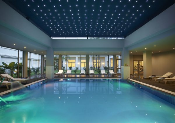 Luxury Spa hotel Rhodes
