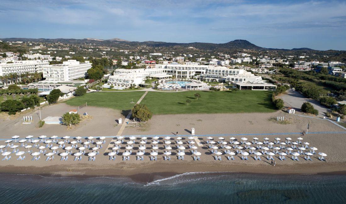 Apollo Blue Rhodes luxury Resort in Faliraki