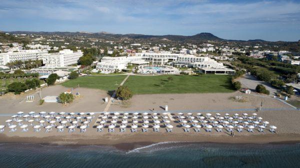 Apollo Blue Rhodes, Rhodes luxury resort in Faliraki