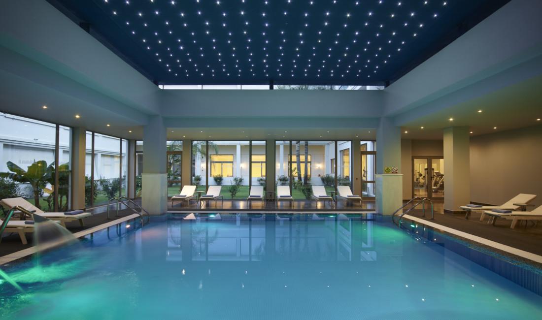 Luxury Spa hotel Rhodes